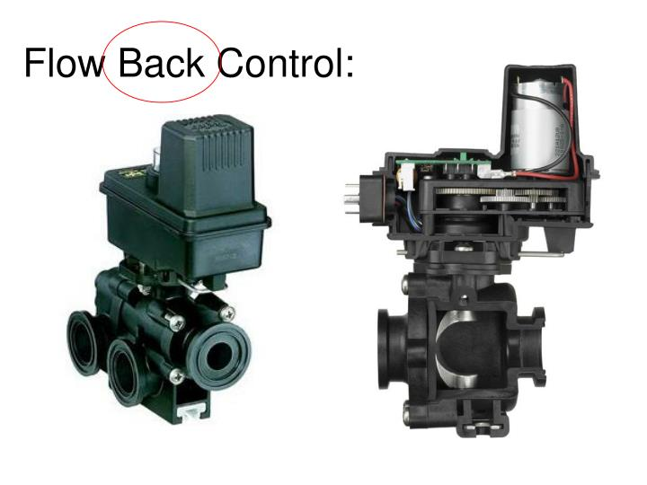 Flow Back Control: