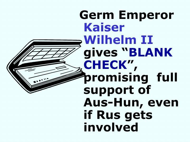Germ Emperor