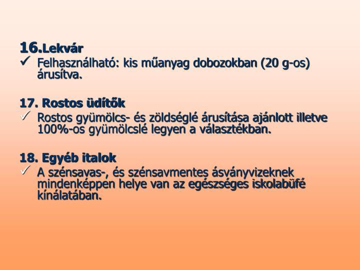Lekvár