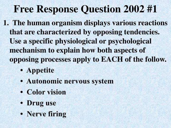 ap psychology 2009 essay Essay on ap psychology frq 741 words | 3 pages frq practice #2 ap psychology 2013-2014 1 in response to declining reading scores in local schools, john wrote an.