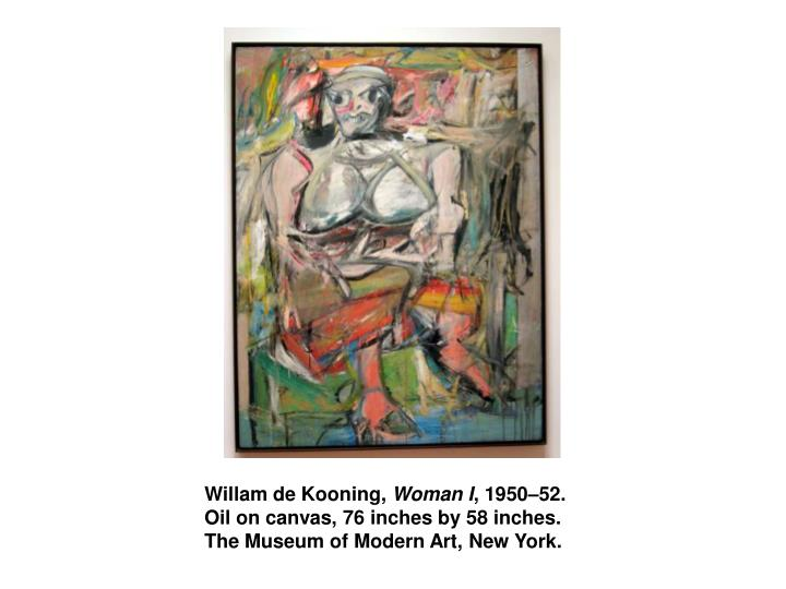 Willam de Kooning,
