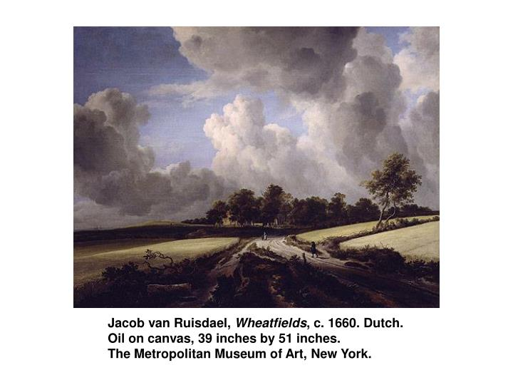Jacob van Ruisdael,