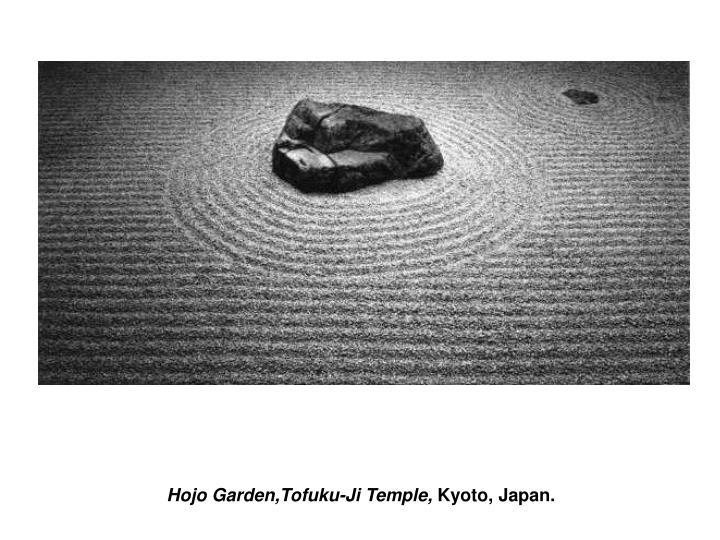 Hojo Garden,Tofuku-Ji Temple,