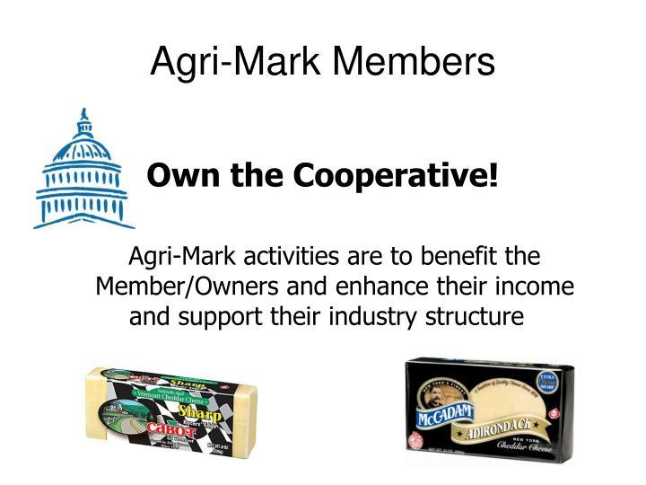 Agri-Mark Members