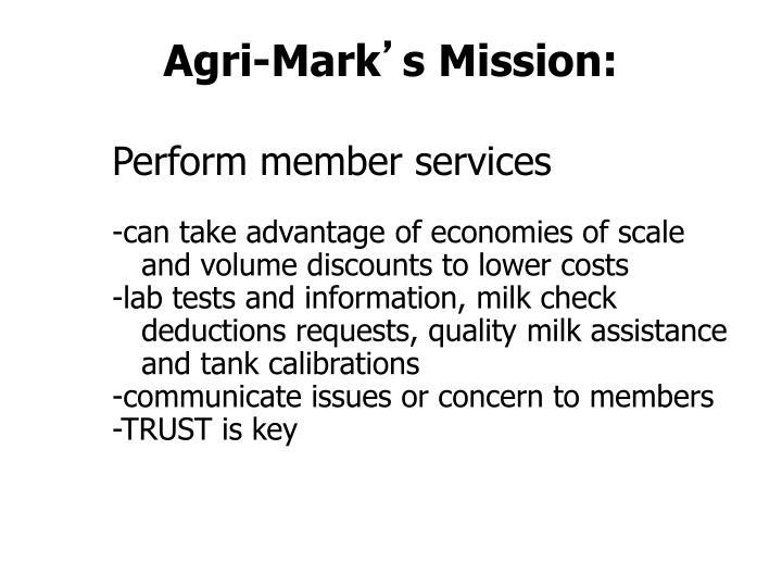 Agri-Mark
