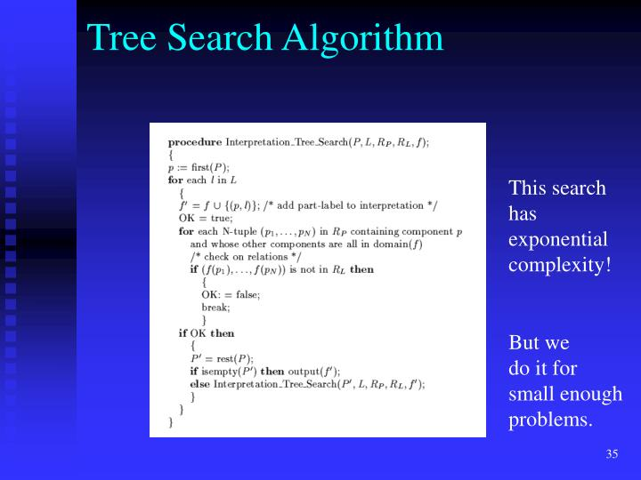 Tree Search Algorithm