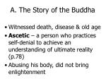 a the story of the buddha
