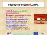 reglas y controles productos origen no animal1