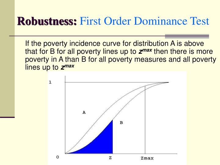 Robustness: