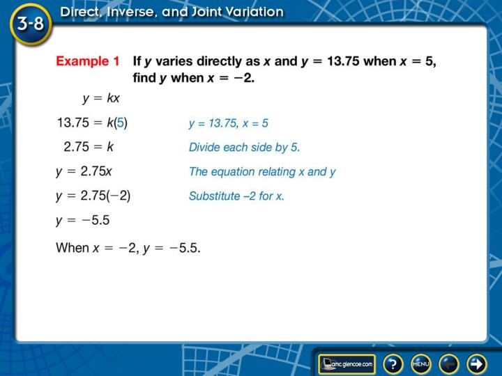 Lesson Overview 3-8A