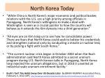 north korea today1