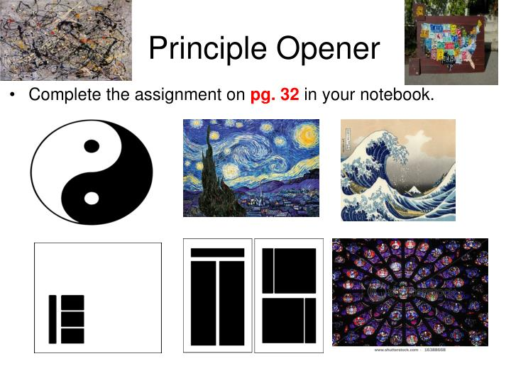 Principle Opener