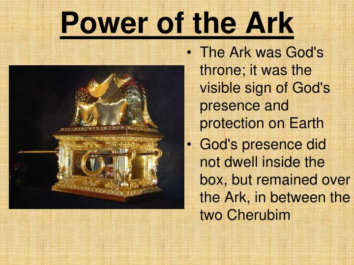 Power of the Ark