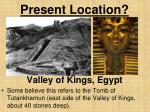 present location9