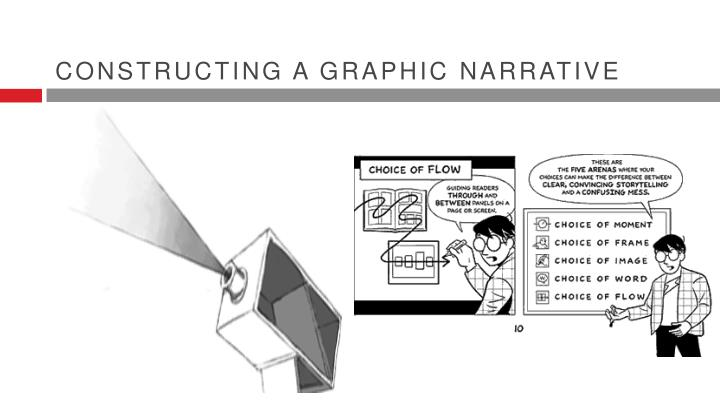 Constructing a Graphic Narrative