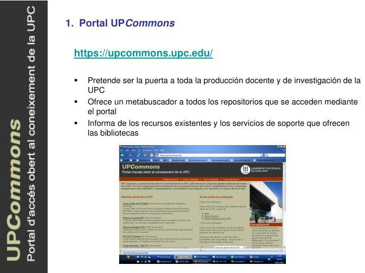 Portal UP
