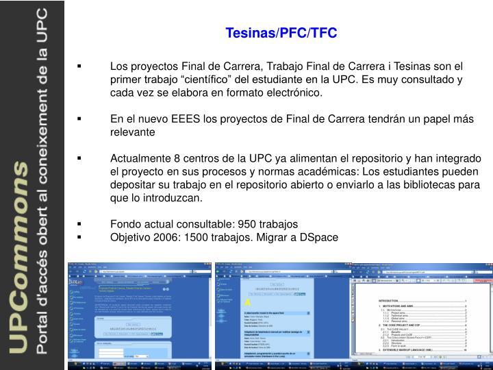 Tesinas/PFC/TFC