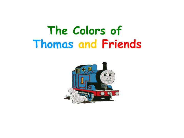 The Colors of