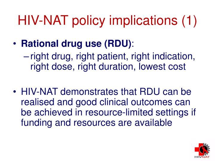 HIV-NAT policy implications (1)