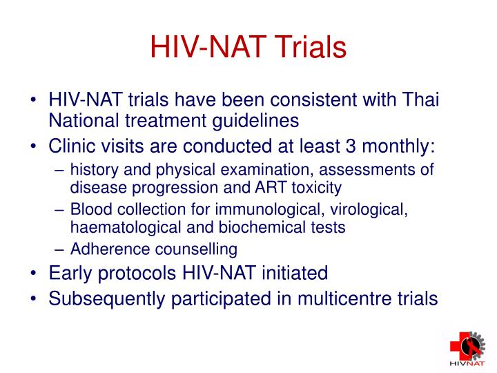 HIV-NAT Trials