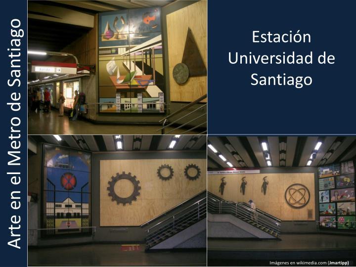 Estación Universidad de Santiago