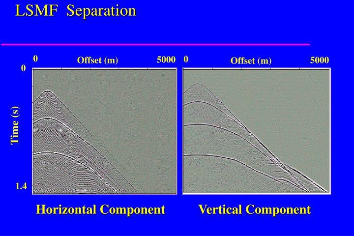 LSMF  Separation