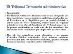 el tribunal tributario administrativo1