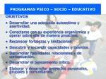 programas psico socio educativo1