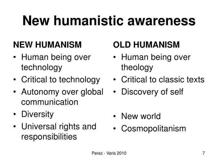 NEW HUMANISM