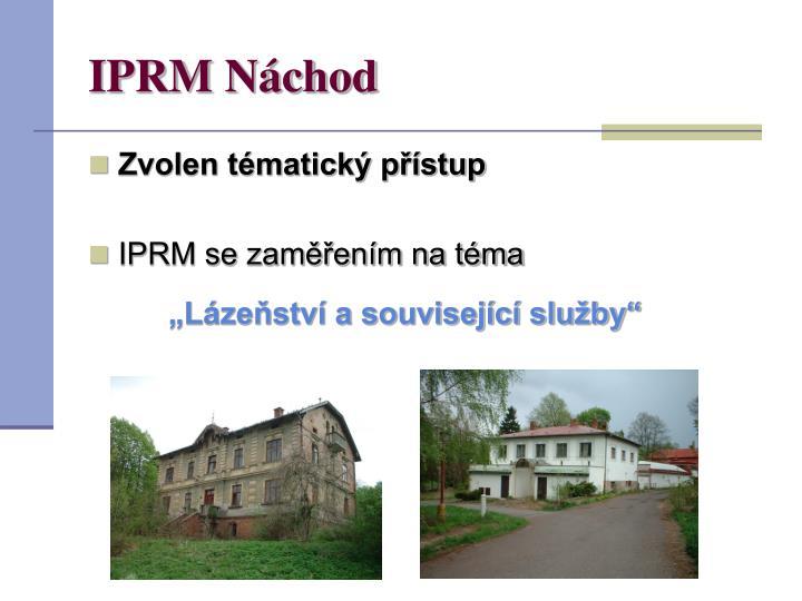 IPRM Náchod
