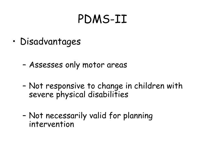 PDMS-II