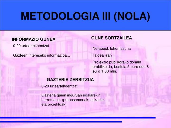 METODOLOGIA III (NOLA)