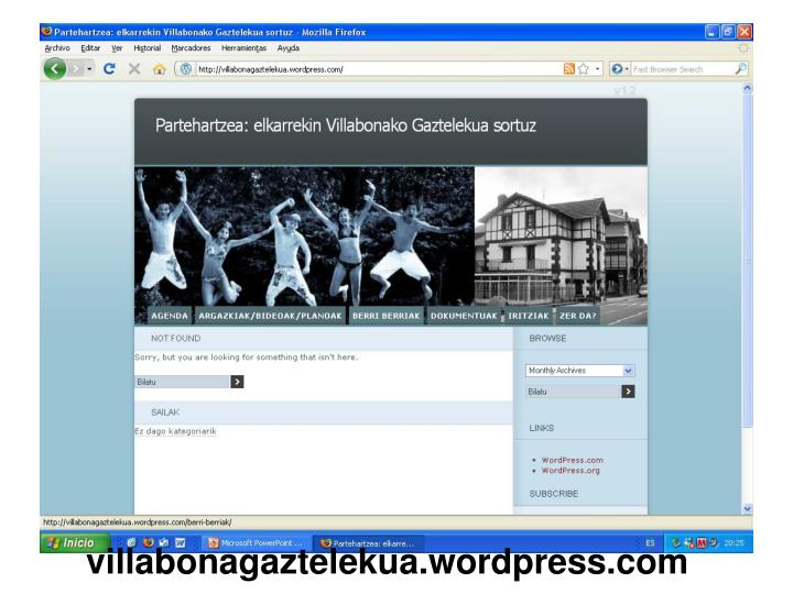villabonagaztelekua.wordpress.com