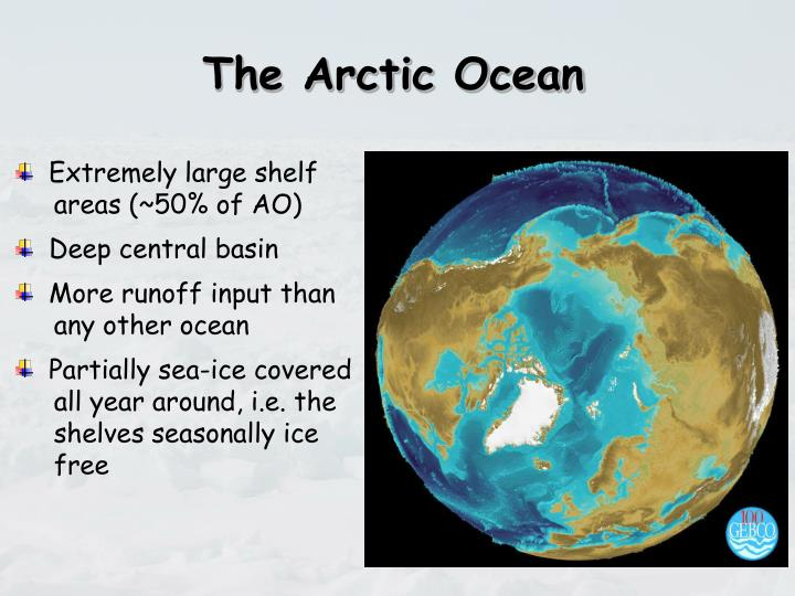 The Arctic Ocean