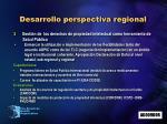 desarrollo perspectiva regional1