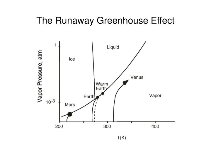 The Runaway Greenhouse Effect