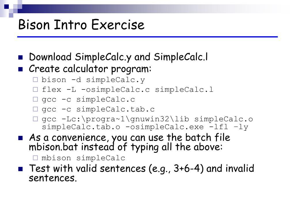 Flex Compiler Tool Download