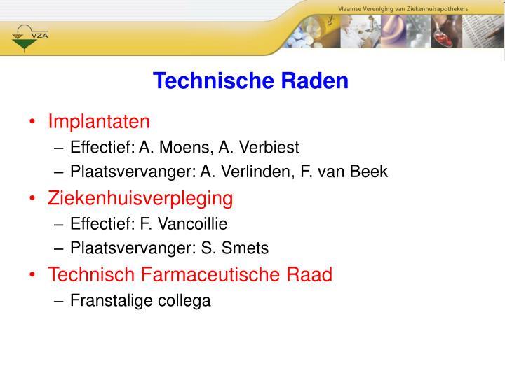 Technische Raden