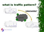 what is traffic pattern