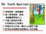 yq youth quotient