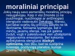 moraliniai principai8