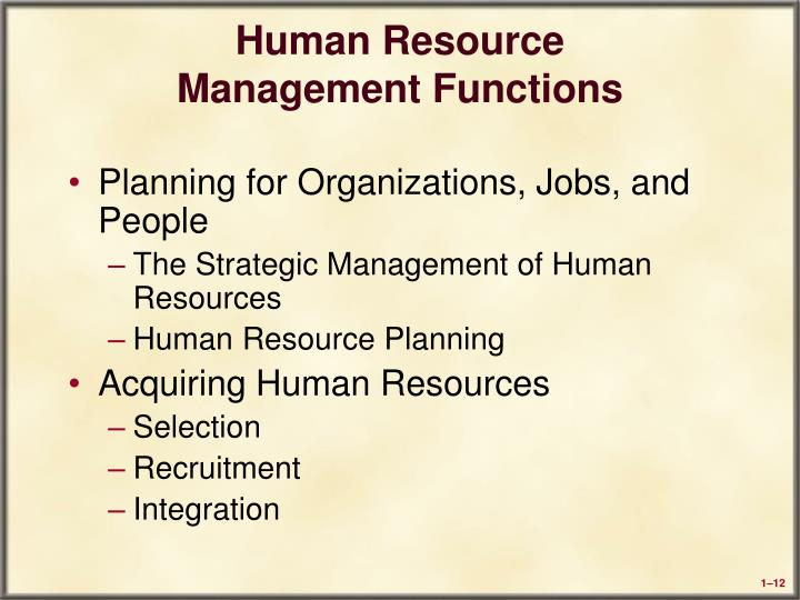 an introduction to international hrm Introduction to international human resource management (hrm)- authorstream presentation.