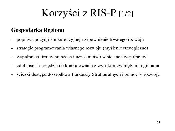 Korzyści z RIS-P
