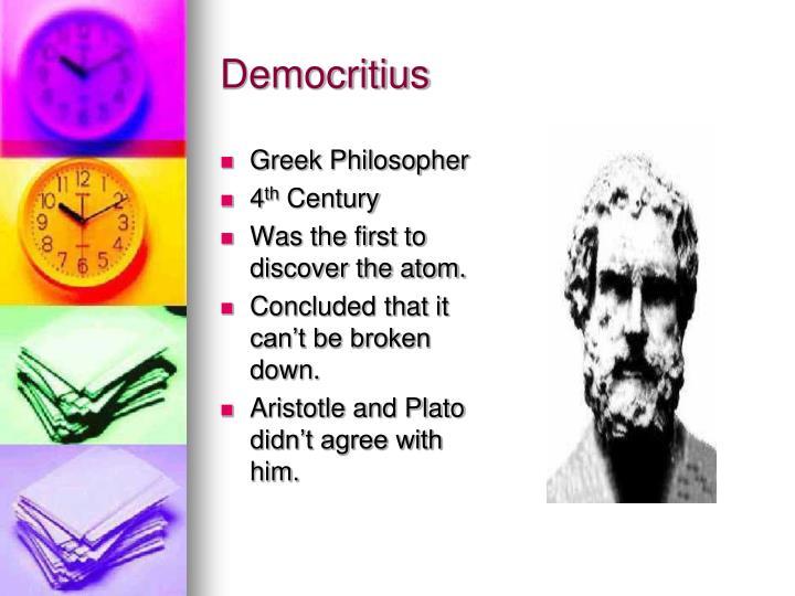 Democritius