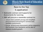race to the top il application