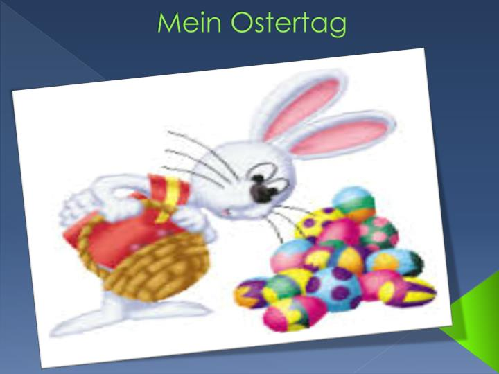 mein ostertag n.