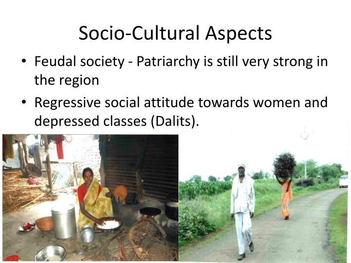 Socio-Cultural Aspects