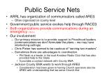 public service nets