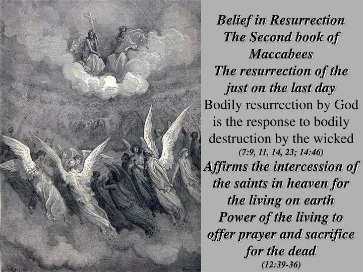 Belief in Resurrection