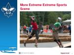 more extreme extreme sports scene